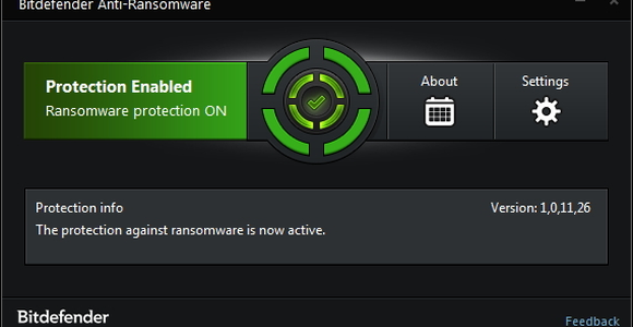 Free Bitdefender tool protects against ransomware infections