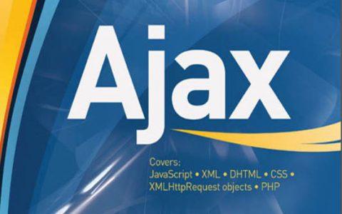 AJAX A Beginner's Guide